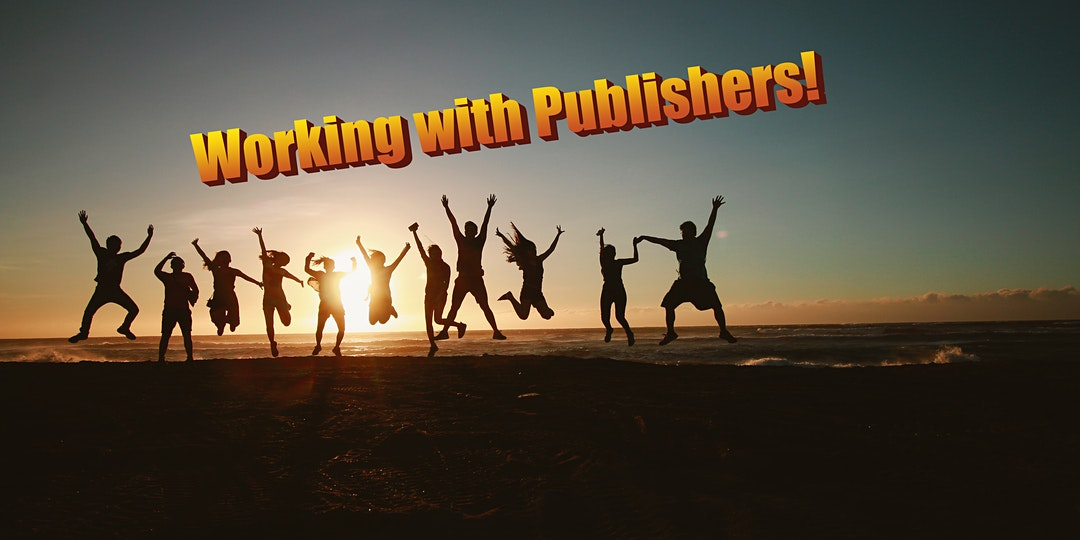 Working with Publishers: From Pitch to Signing