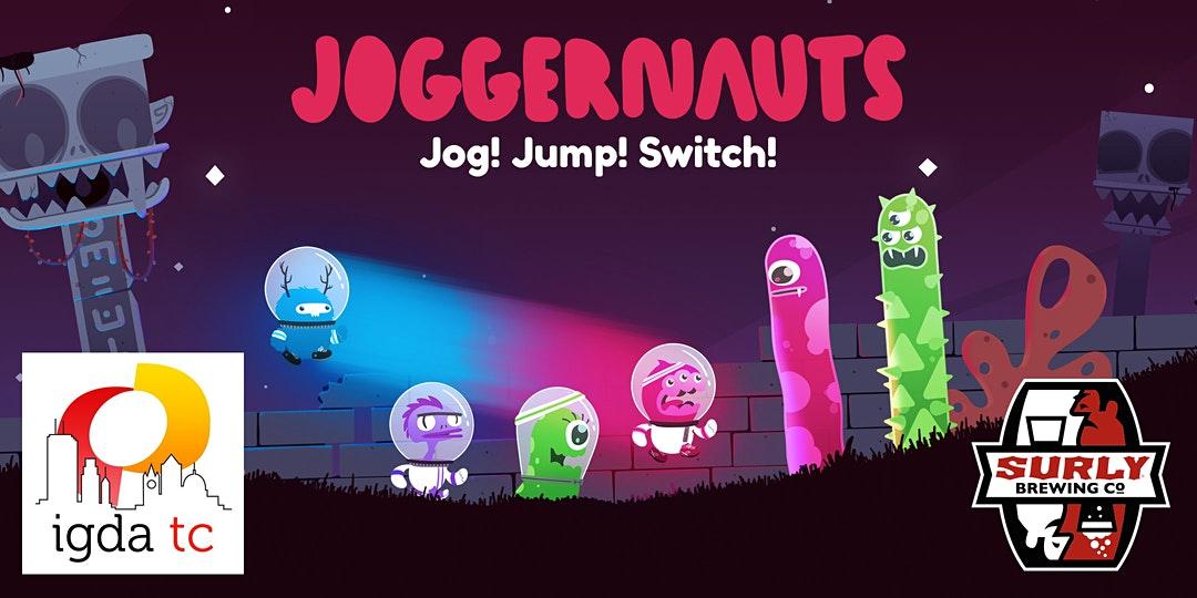 Joggernauts Launch Party