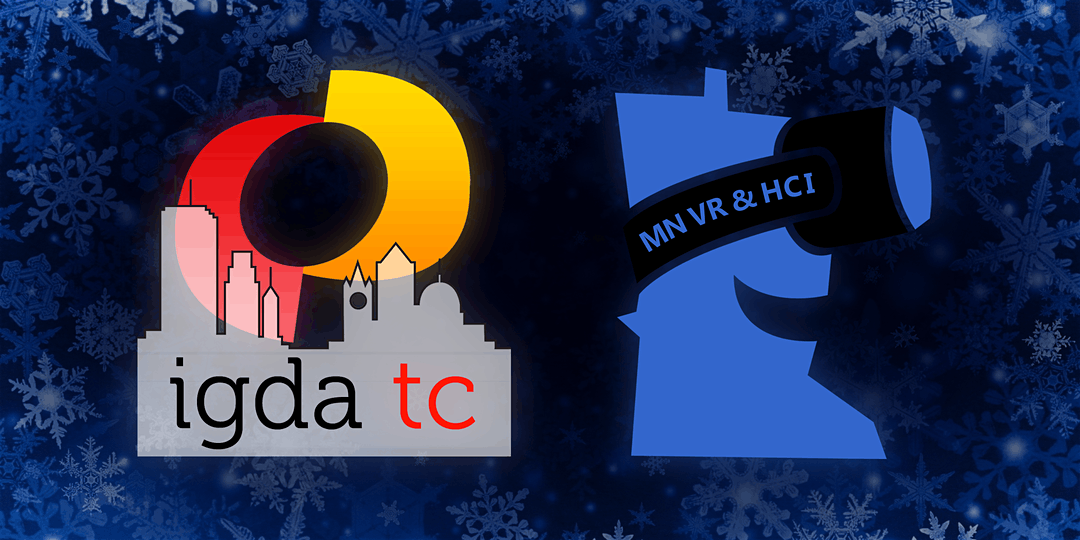 IGDATC and MN VR and HCI - Winter Social