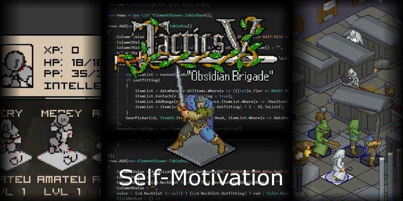 Tactics for Self-Motivation