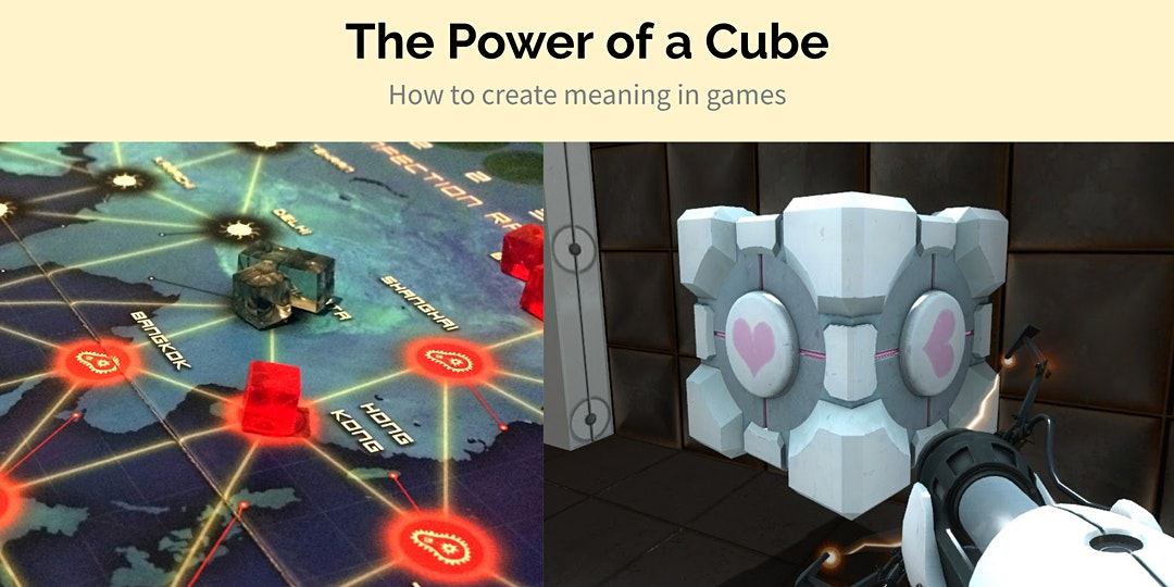 The Power of a Cube / Fractals