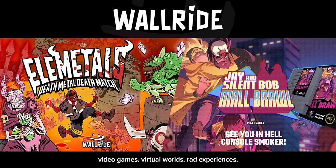 Take a Quick Ride with Wallride